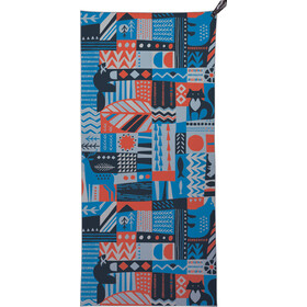 PackTowl Personal Body Towel woodland wilds